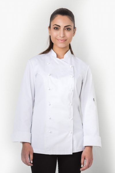 Zoe Women's Chef Jacket
