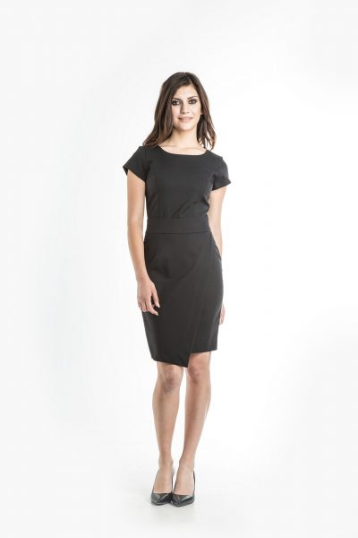 Samantha Asymmetrical Dress