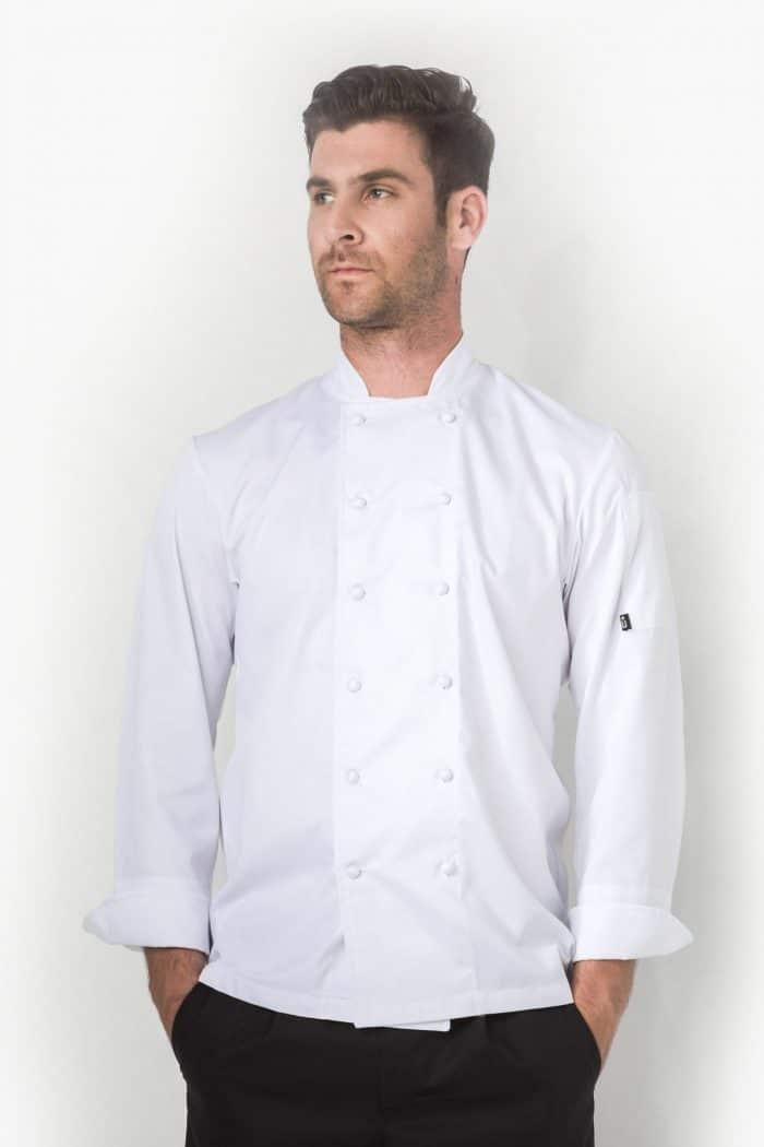 Aris Uniforms-UCJ12-Alexandros Chef Jacket