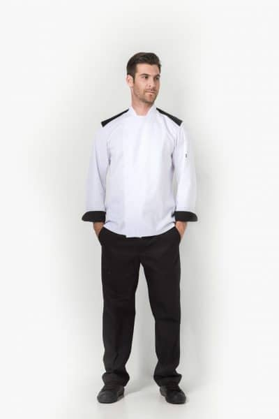Aris Uniforms-UCJ15-Rally Chef Jacket