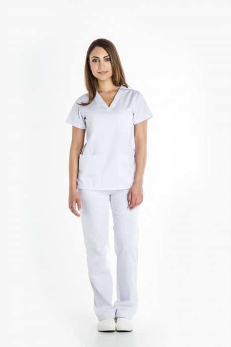 Aris Uniforms-FTU13-Women's V-Neck Tunic