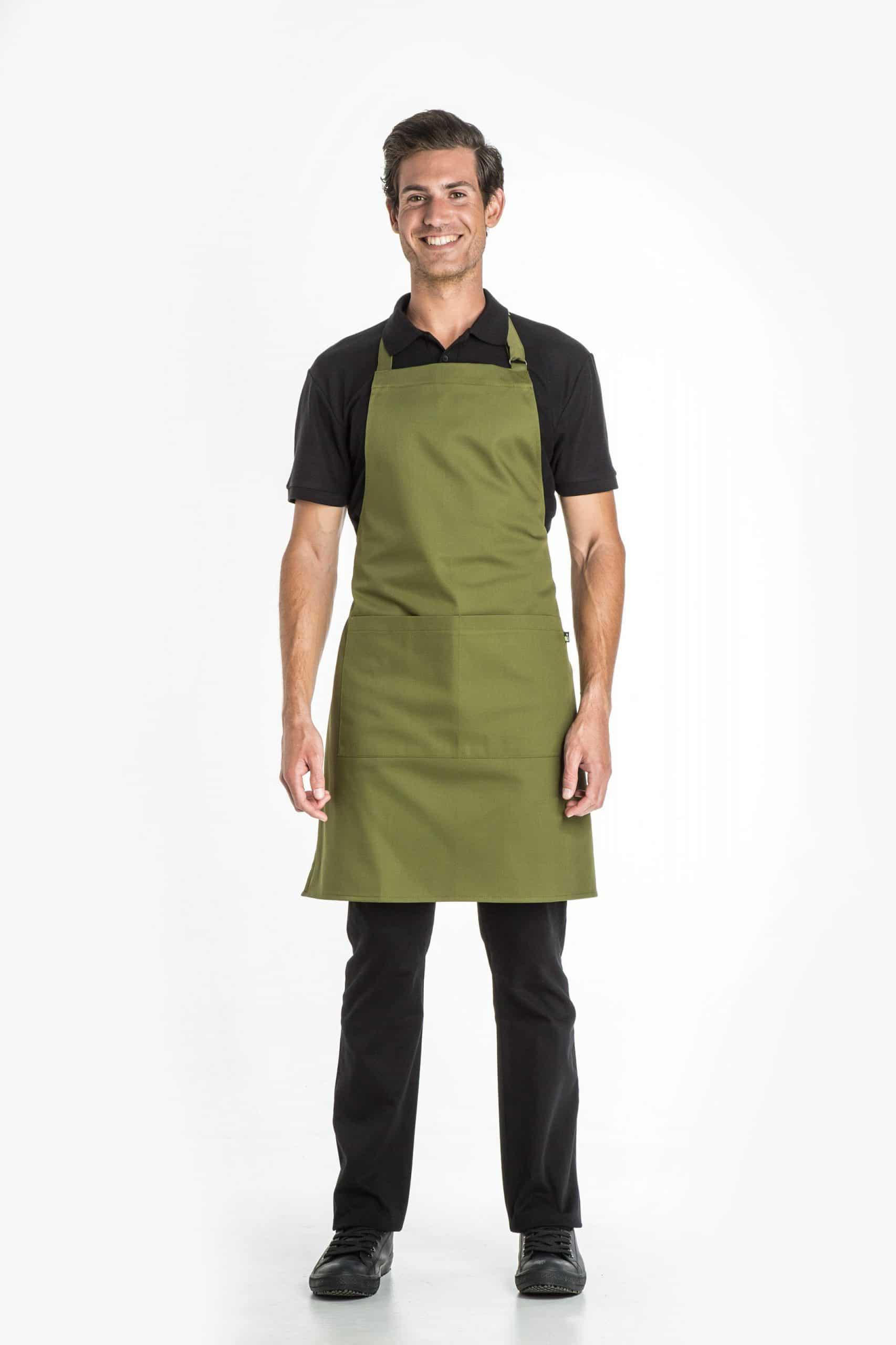 Aris Uniforms-UA12-Bib Apron