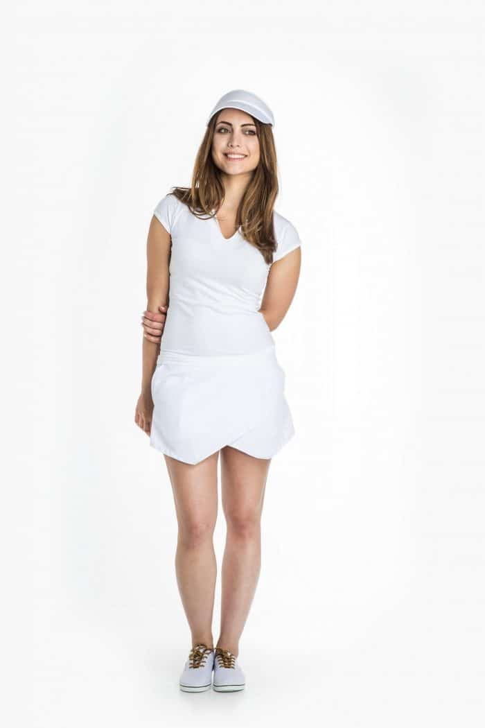 Aris Uniforms-FV02-Women's Skort