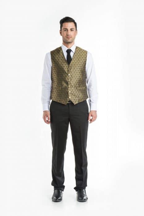 Aris Uniforms-MW03-Men's Waistcoat