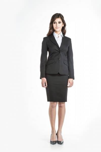 Aris Uniforms-FSK01-Drop Waist Skirt