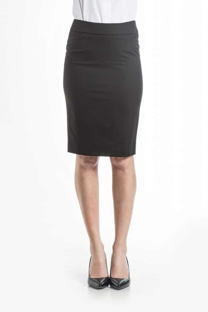 Aris Uniforms-FSK03-City Drop Waist Skirt