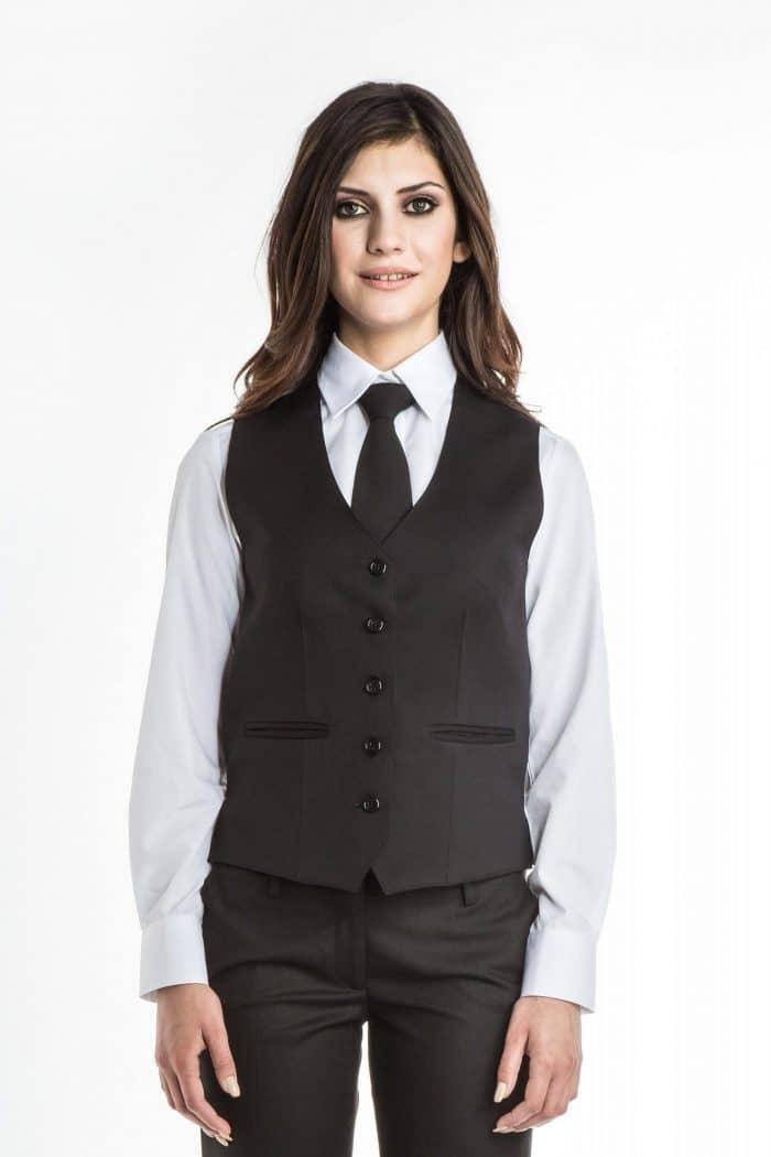 Aris Uniforms-FW01-Women's Waistcoat