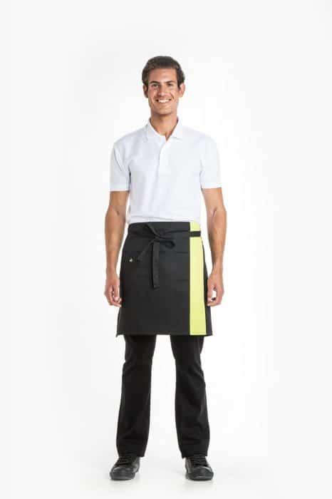 Aris Uniforms-UA08-Barstripe Short Apron