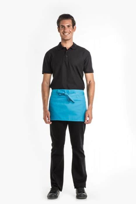 Aris Uniforms-UA01-3-Pocket Short Apron