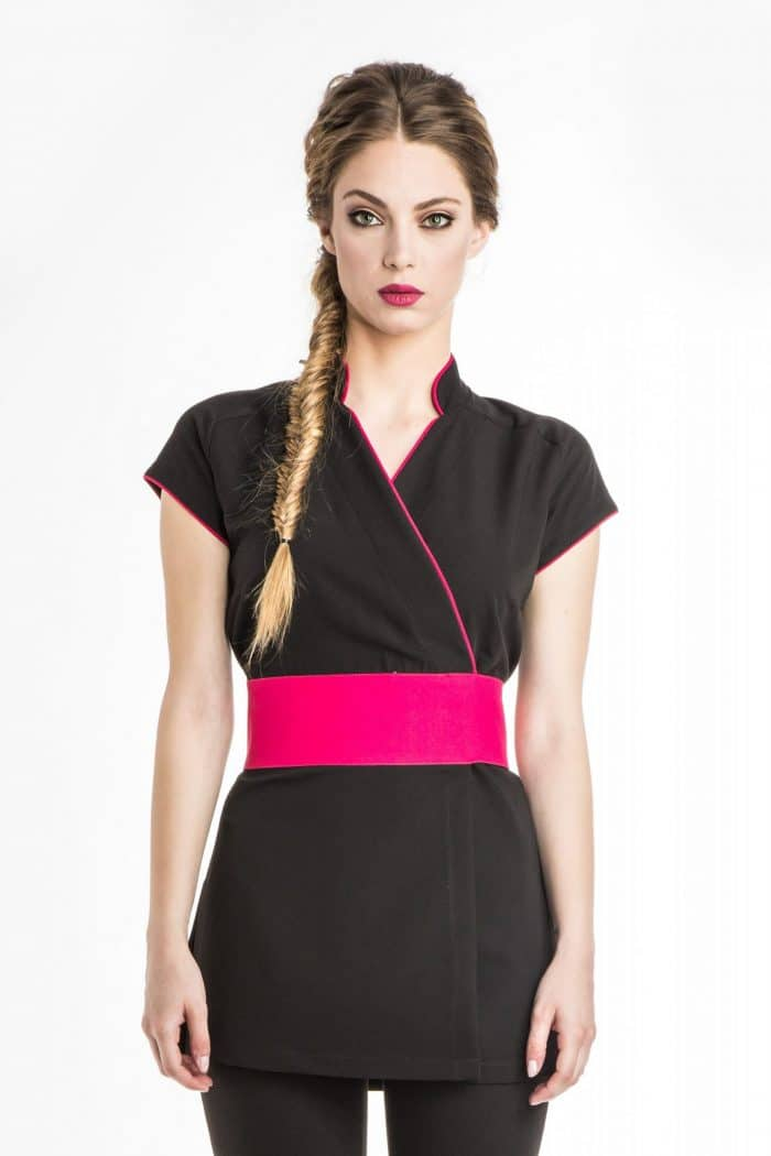 Aris Uniforms-FTU05-Women's Kimono Tunic
