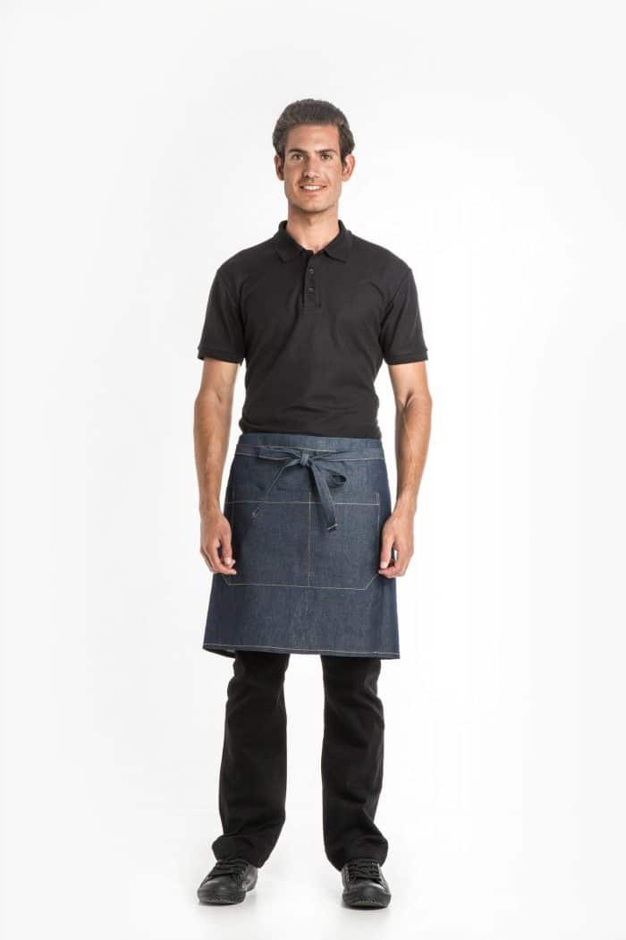 Aris Uniforms-UA44-Denim Waist Apron