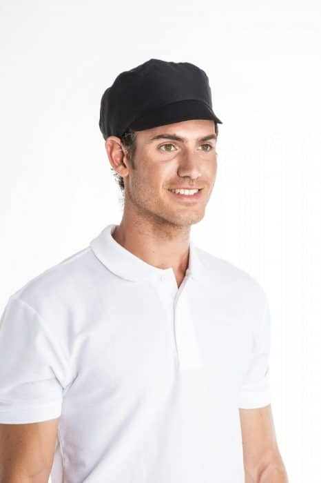 Aris Uniforms-UH14-Cap With Peak And Net