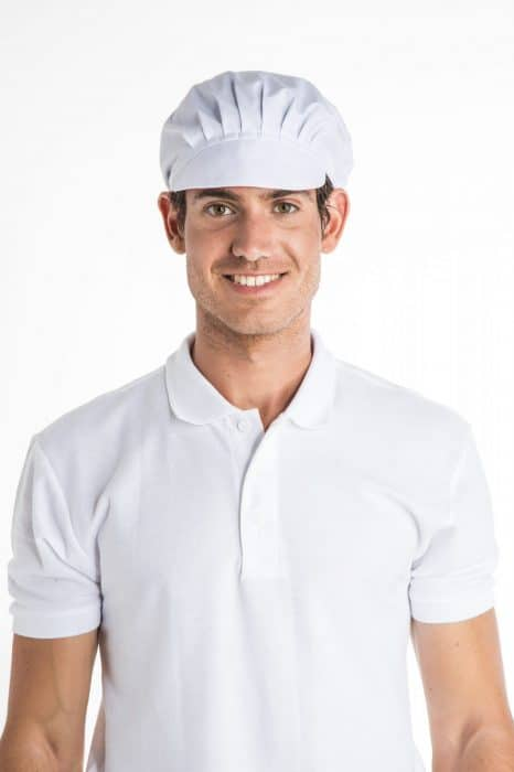 Aris Uniforms-UH09-Cap With Pleats