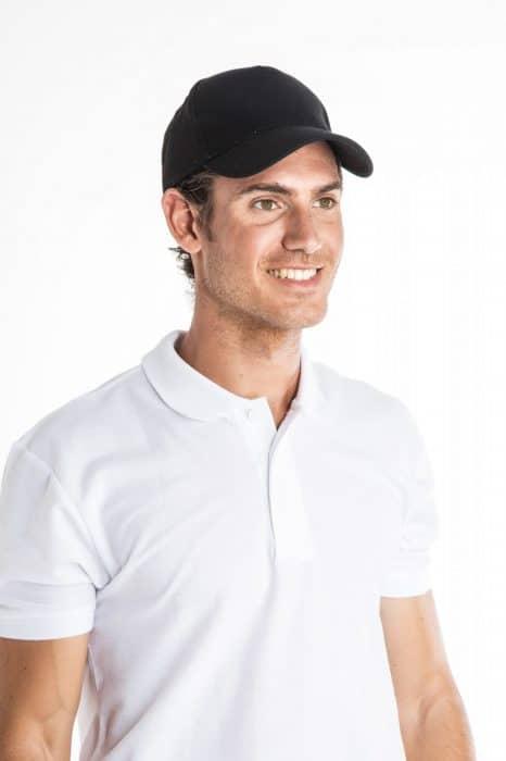 Aris Uniforms-BB15-Ultimate Cotton Cap