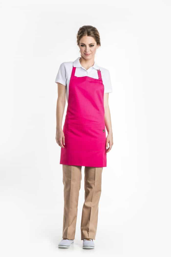 Aris Uniforms-FA09-Short Bib Apron